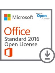021-10554 Microsoft Office 2016 Standard Open
