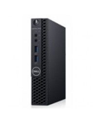Dell Desktop Optiplex 3060M Intel Core i3 8100T 4C 3.1GHz, 4GB RAM, 500GB HD, Win10 Pro