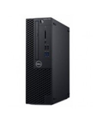 Dell Desktop Optiplex 3060SFF, Core i3-8100, 4GB, HDD 500GB, Win 10 PRO