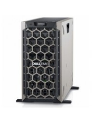 Dell Servidor PowerEdge Torre T440H Intel Silver 4110 2.1GHz 8C (1x proc.), 8GB RAM, 2x 2TB HD SATA, DVD-RW, 1x Fonte 495W