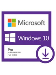 FQC-09131 Microsoft Windows 10 Professional 32/64 bits