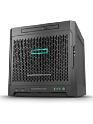 873830-S01 HPE Servidor Torre MicroServer G10 AMD OpteronTM X3216 2C 1.6GHz (1x Proc.), 8GB RAM, sem Disco, 1x Fonte 200W (com sistema operacional ClearOs)
