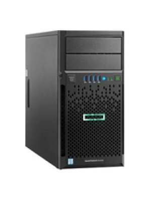 P06781-S01 Servidor HP Proliant  ML30 GEN10 E-2124 3.3GHZ 1P 4-CORE 8GB-U S100I 4LFF NHP 350W