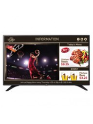 55LV640S LG TV 55 Edge LED, Full HD 1920 x 1080, Conexões: Optical Digital Audio Out, LAN, HDMI, RGB, USB