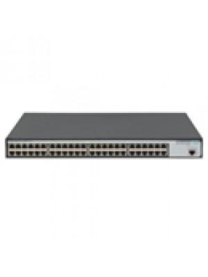 JG914A HPE Switch 1620-48G com 48 Portas 10/100/1000Mbps RJ45 Gerenciável