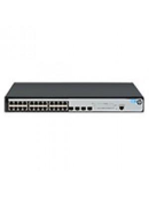JG924A HPE Switch 1920-24G com 24x 10/100/1000Mbps RJ45 + 4x portas 1G SFP