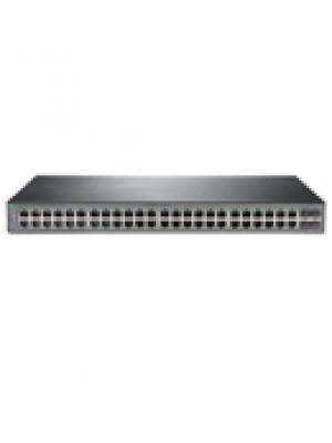 JL382A HPE Switch 1920S-48G-4SFP com 48x 10/100/1000Mbps RJ45 + 4x SFP 1G (substituto do JG927A)