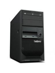70UBA008BN Lenovo ThinkServer Servidor TS150 Torre, Xeon E3-1225 v6, 1x 8GB, 1x 1TB HD SATA 7.2K, DVDRW, 1 ano on-site.