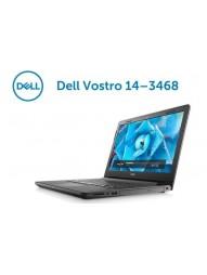 Dell Notebook Vostro 14 3468 Intel Core i3 6006U Dual Core 2.0GHz, Tela 14pol., 4GB RAM, 500GB HD, DVD-RW, Wi-Fi, BT 4.0, Linux Ubuntu 210-AKNX-4L0G-DC168