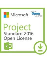 076-05674 Microsoft Project Standard 2016